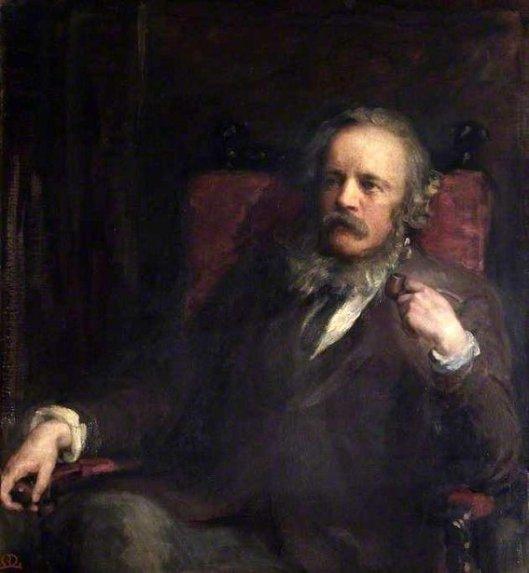 Henry Merritt (Artist's Husband)