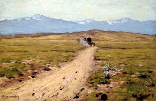 The Old Wagon Trail