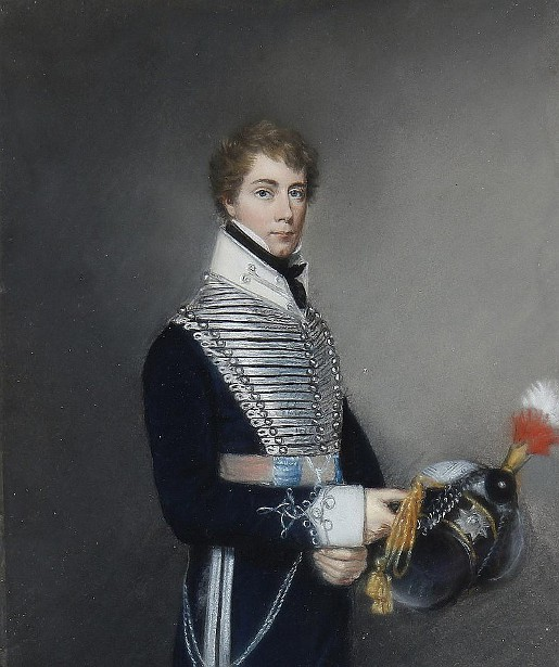 Captain William Thomas Eardley-Twisleton-Fiennes, 16th Baron Saye And Sele