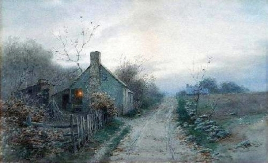 House On A Country Lane