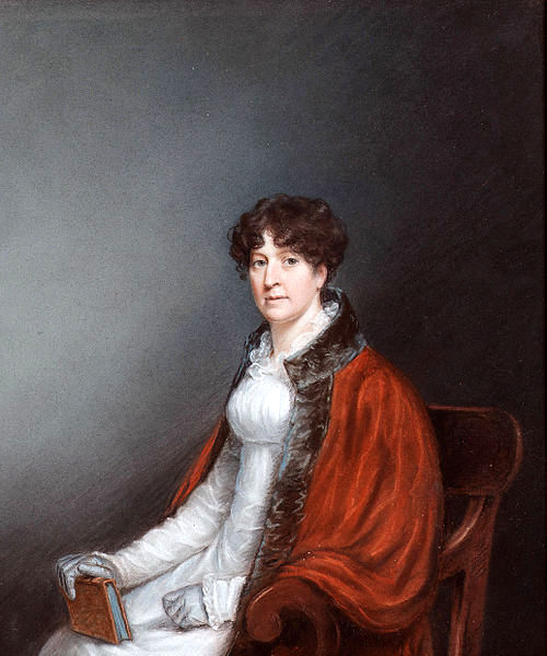 Lady Mary Acheson, married Lord William Bentinck, Governor Of Madras