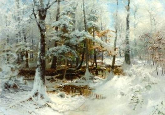Quiet Winter Afternoon