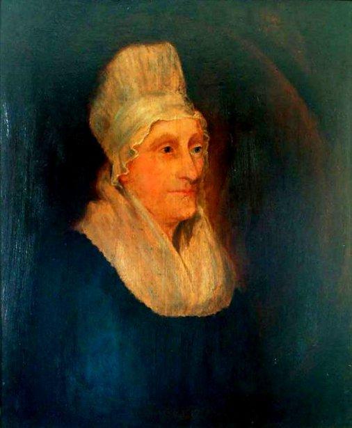 Catherine Gautier (Mrs. Christopher Duyckinck)