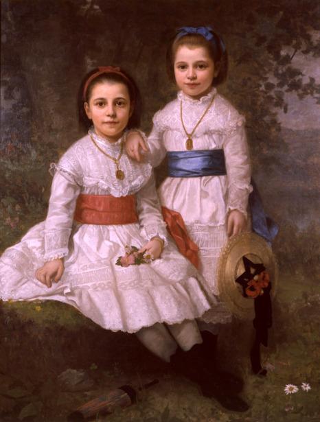 Fannie Fredericka Dyckman And Mary Alice Dyckman