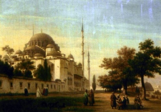 Constantinople, The Mosque