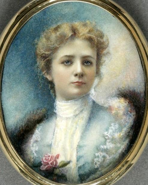 Miss Maude Adams