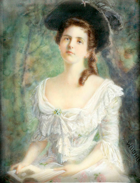 Mrs. Edwin Main Post (Emily Bruce Price)