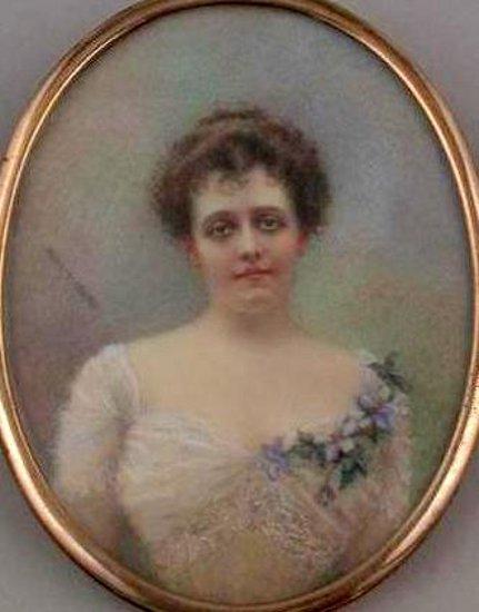 Mrs. Oliver Harriman Jr. (Grace Carley)