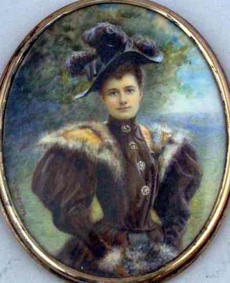 Mrs. Ralph G. Miller (Alice Bowers Lee)