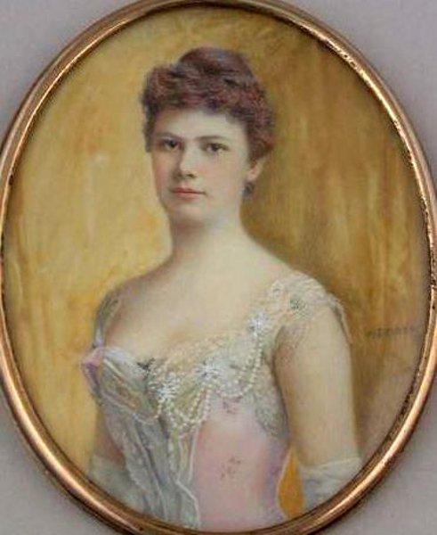 Mrs. Robert Sanderson McCormick (Katharine Van Etta Medill)