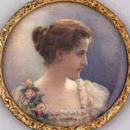 Mrs. Rowland Leigh (Mabel McLane Gordon)