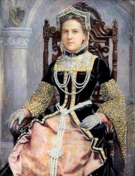 Mrs. Sidney Webster (Sarah Morris Fish)