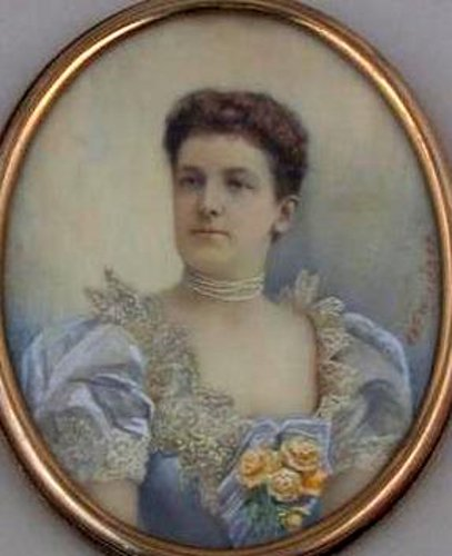 Mrs. William Post (Rosalie DeWolfe Post)