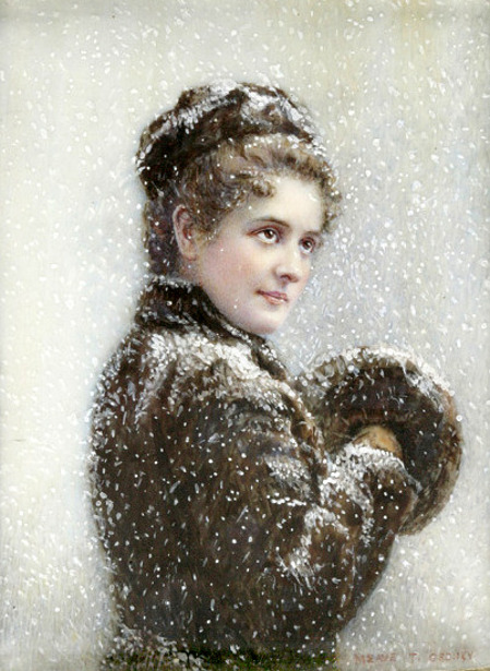 Mrs. William Waldorf Astor (Mary Dahlgren Paul)