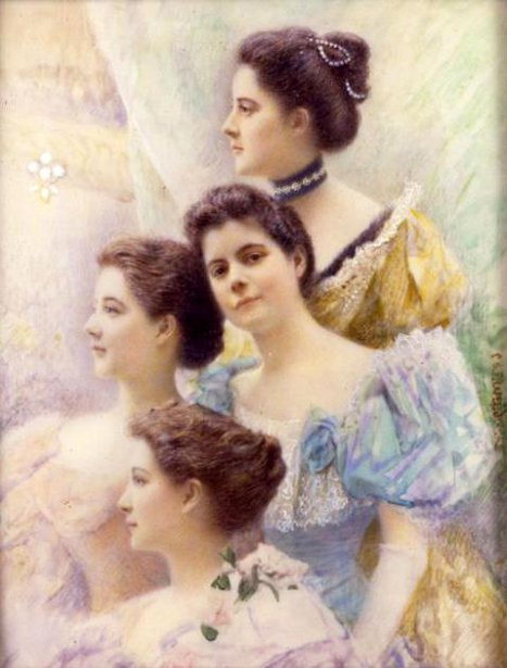 The Daughters Of Heber Reginald Bishop
