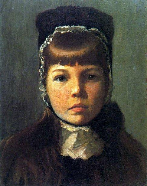 Margaret With A Bonnet