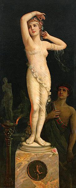 Pigmallian Galatea