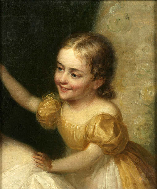 Caroline Durand (The Artist's Second Daughter)