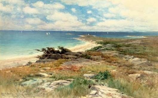 Coastal Scene, New York
