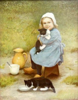 Dorothea Selinger, The Artist's Niece