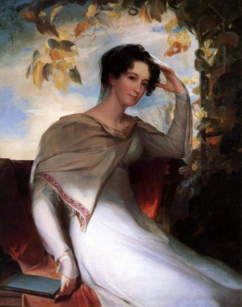Elizabeth Bordley (Mrs. James Gibson)