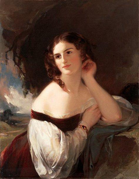 """Frances Anne """"Fanny"""" Kemble"""