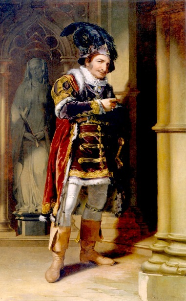 George Frederick Cooke as Richard III