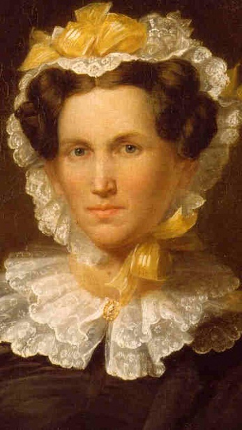 Lucy Baldwin Durand (The Artist's First Wife) (1800-1830)