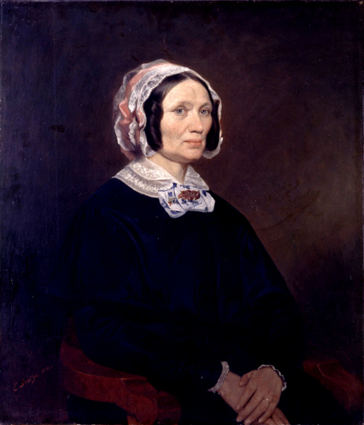 Maria Schulten Lottner (The Artist's mother-in-law)
