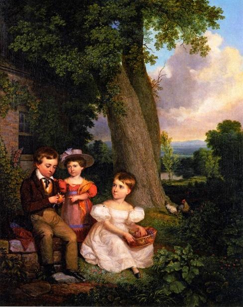 The Durand Children
