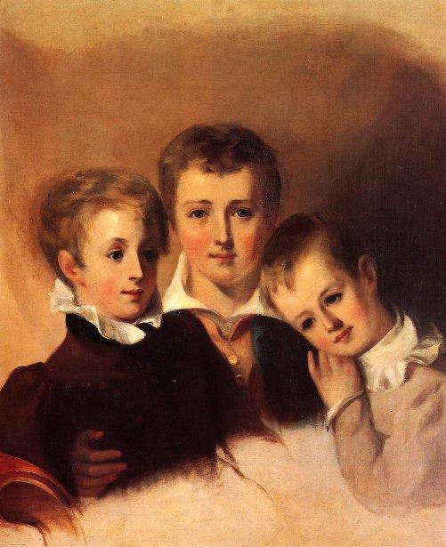 The Howell Boys