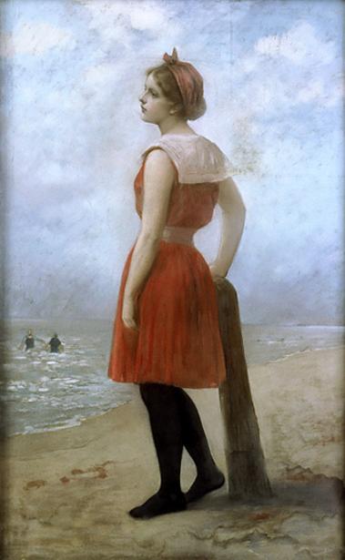 The Modern Nereid, Miss F. Knapp