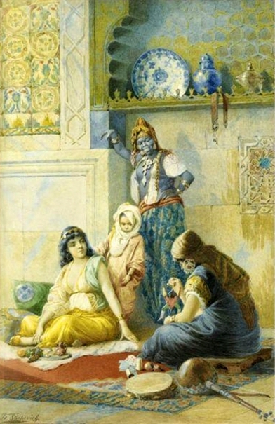 Nursery In The Harem