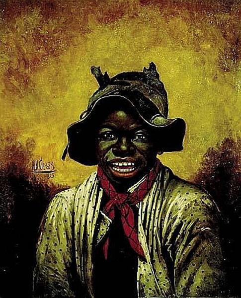 A Negro Boy