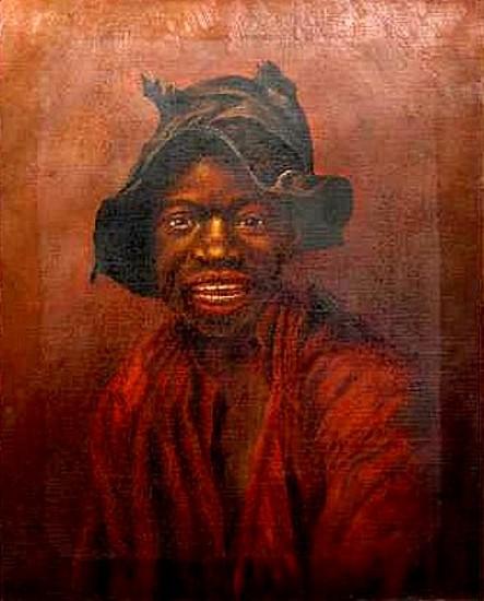 An African Boy