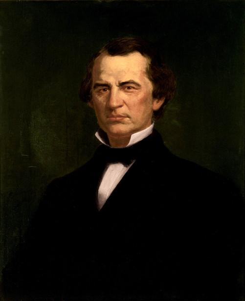 John C. Breckinridge | AMERICAN GALLERY - 19th Century Andrew Johnson