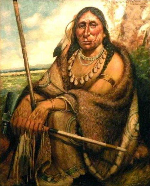 Big Cloud (O-Ya-Tay-A-Koo), Dakota Sioux