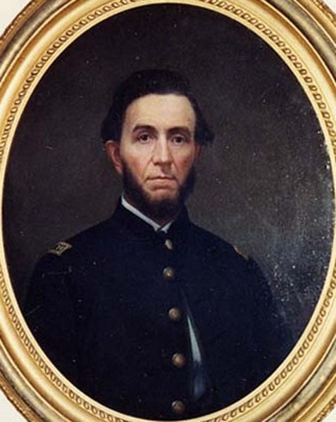 Capt. Abraham Ellis Strickle