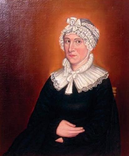 Caroline Hancock Preston