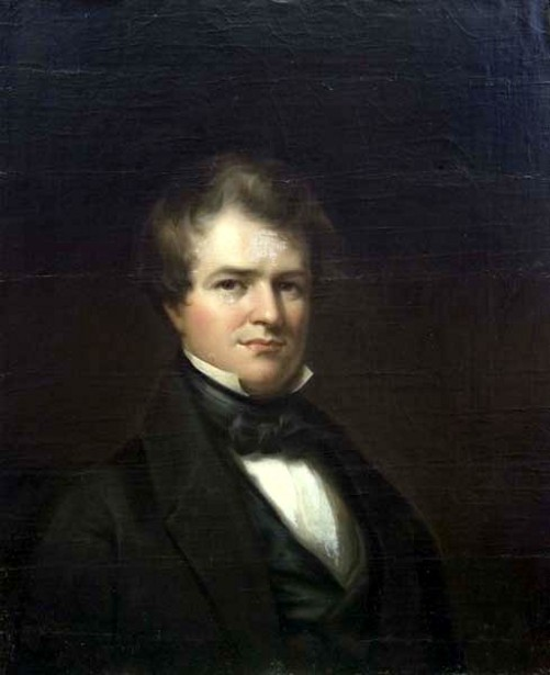 Dr. James Miles Bush (The Artist's Brother)