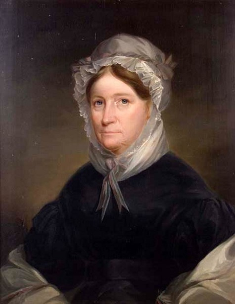 Elizabeth Palmer (Mrs. Philip Bush, Jr.) (The Artist's Mother)