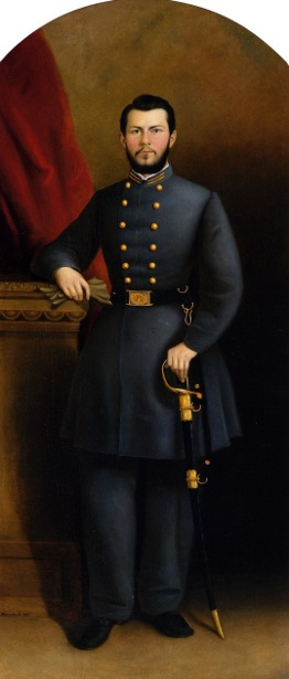 First Lieutenant John Marshall Walker