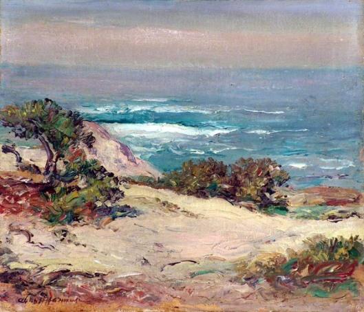Manzanita Dunes - A Coastal View