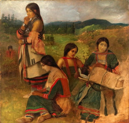 Ojibwe Women