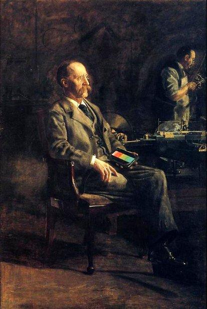 Professor Henry A. Rowland