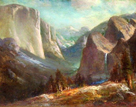 Yosemite Valley Ca.