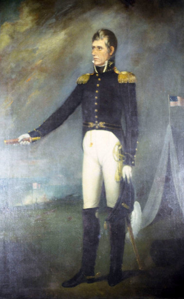 Andrew Jackson (1823)