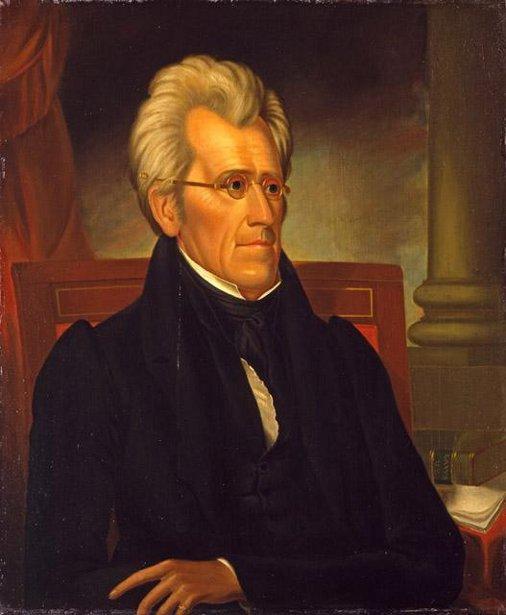 Andrew Jackson (1832)