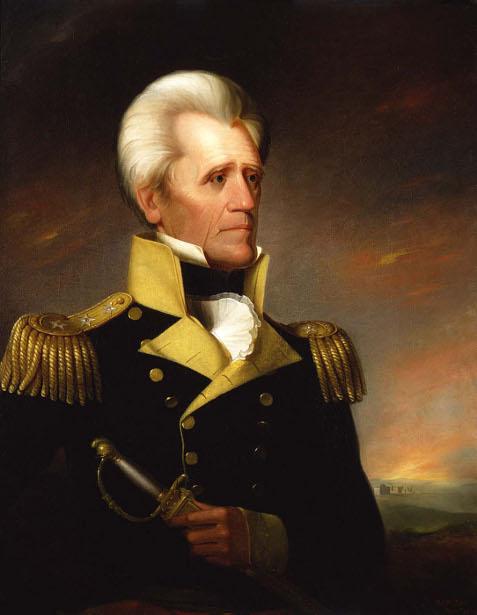 Andrew Jackson (1835)
