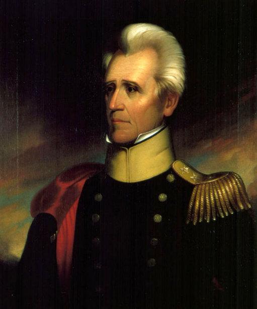 Andrew Jackson (1837)